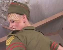 Hot Military Uniform